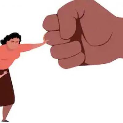 تهديد جائحة كوفيد-19 على الاتحاد الأسري: العنف المنزلي